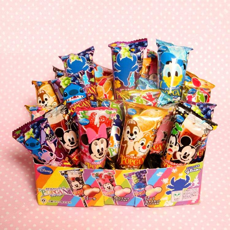 日本Glico★ 固力果迪士尼棒棒糖★ 可愛氣球包裝 [JP45166143] 千御國際 - 限時優惠好康折扣