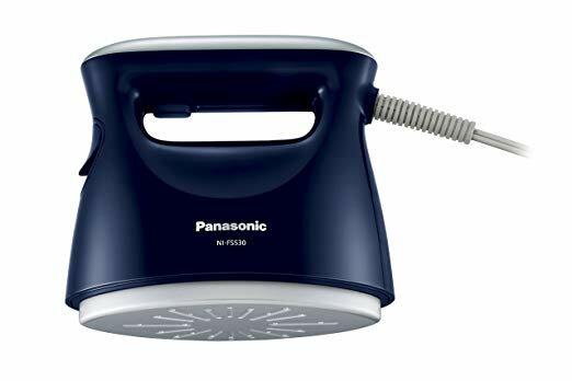 日本原裝Panasonic國際牌NI-FS530手持蒸氣電熨斗nifs530蒸汽熨斗蒸氣電熨斗掛燙高效率噴嘴除菌脫臭nifs530非NI-FS470