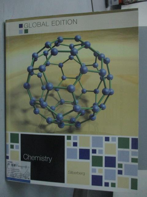 【書寶 書T5/大學理工醫_ZCE】Chemistry-The Molecular Nature of Matter