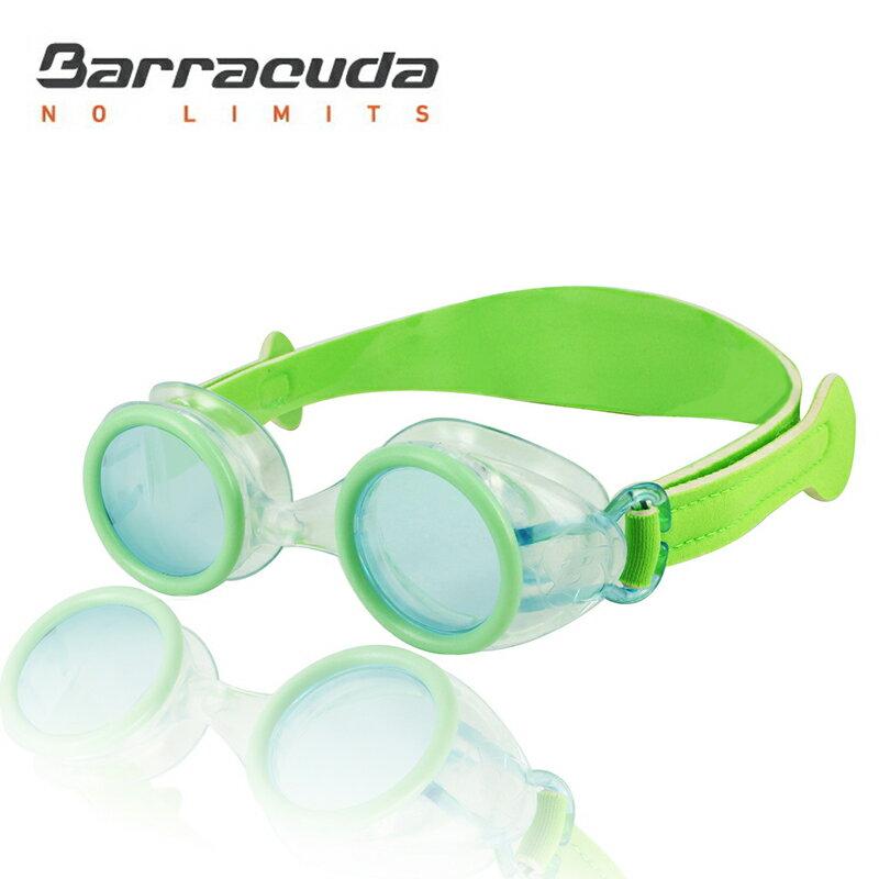 美國巴洛酷達Barracuda兒童抗UV防霧泳鏡-WIZARD#90355 2