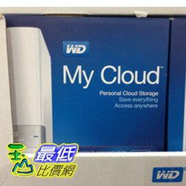 ^~ 到4月14日^~ 雲端儲存系統 紅標NAS 硬碟 WD MY CLOUD 2TB N