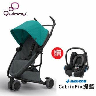 【贈提籃】荷蘭【Qunniy】ZAPP X FLEX 標準版嬰兒手推車(三輪/ 獨立雙把手)-11色 4