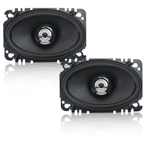 "HERTZ DCX 460.3 Car Audio 4""x6"" 2-Way Dieci Coaxial Speakers 80W 8ed7c7e5f7b15070830c8c8976d75adb"