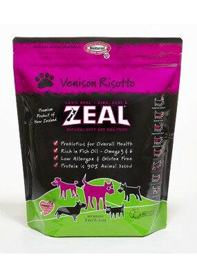 ZEAL紐西蘭天然糧(半軟)鹿肉配方6.5LB