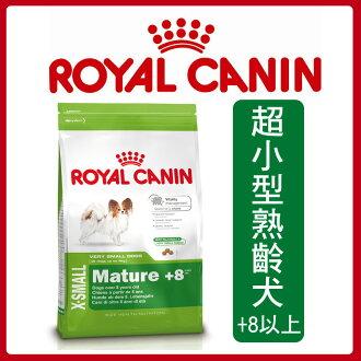 法國皇家超小型熟齡犬8歲以上1.5kg
