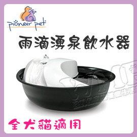《美國 Pioneer Pet》雨滴湧泉飲水器 (原型)