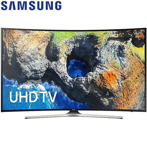Samsung 三星 UA49MU6300WXZW 49吋 4K UHD 曲面 液晶電視 Series 6系列