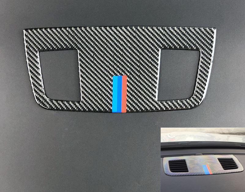 BMW 3系 儀表板出風口裝飾貼 碳纖 E90 E91 E92 E93 320I 335I 沂軒精品 A0510