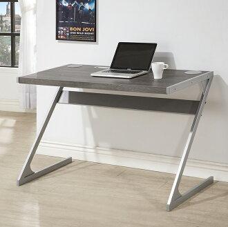藍牙書桌 (灰木色) / 電腦桌 / 辦公桌 / 學習桌 & DIY組合傢俱