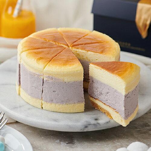 芋見生乳酪6吋 ★【PATIO帕堤歐】 團購美食/生日蛋糕/芋頭蛋糕/乳酪蛋糕/起司蛋糕