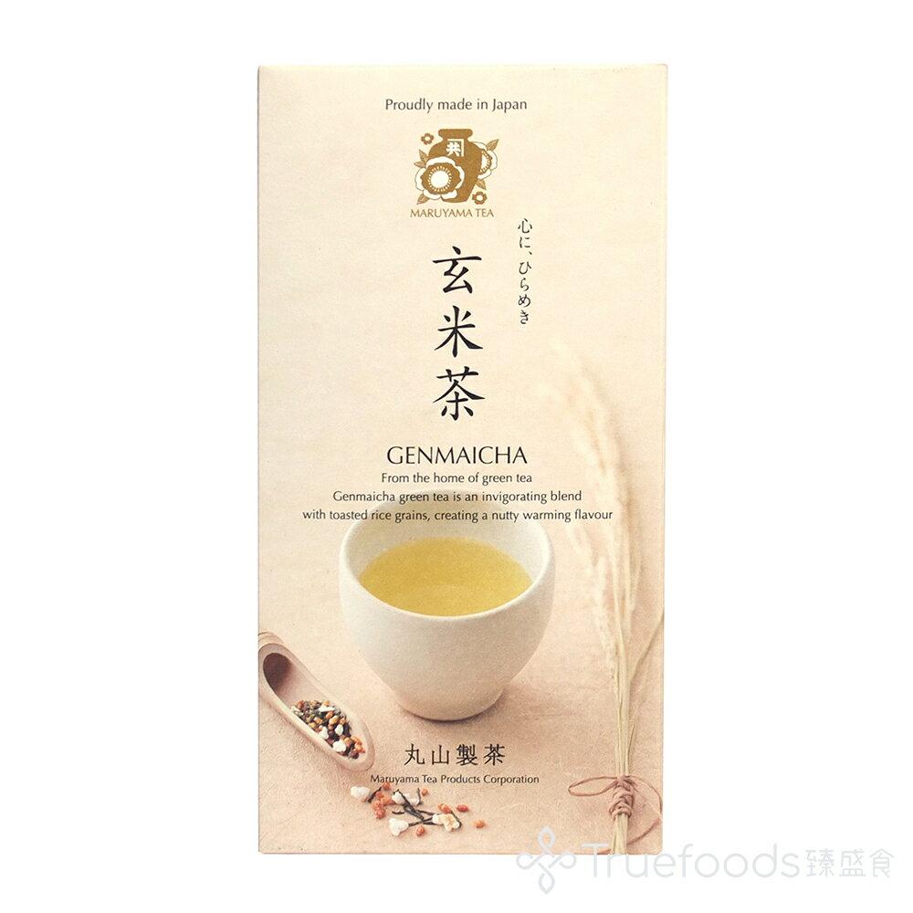 日本靜岡優質煎茶 玄米茶 20入 隨手包 丸山製茶 進口茶 3