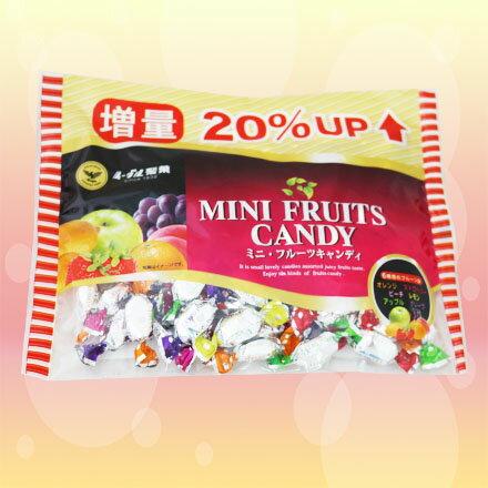 [敵富朗超市]鈴木榮光堂鷹牌迷你水果糖 163g 賞味期限:2018.10.26
