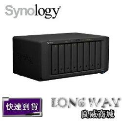 Synology 群暉 DS1817+ (2G) 網路儲存伺服器 五年保固