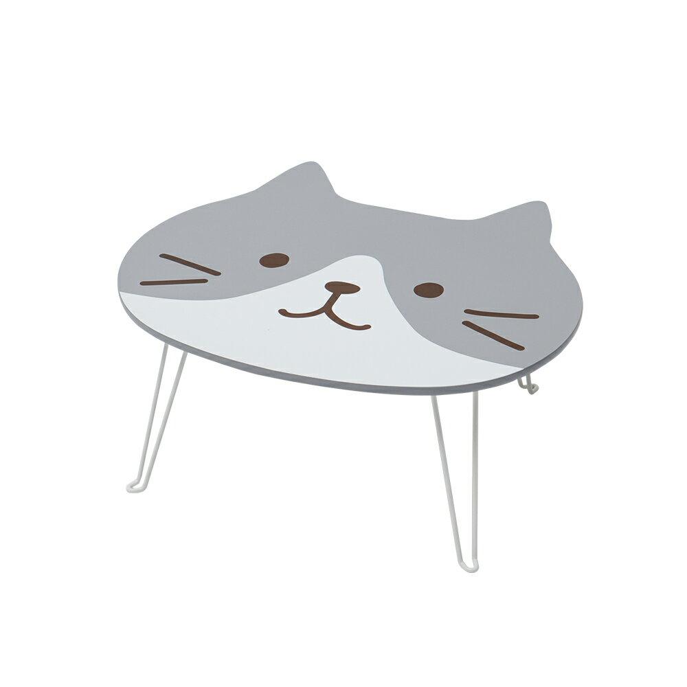 茶几桌 / 邊桌 / 咖啡桌 貓咪折疊茶几 完美主義【Q0030】 1