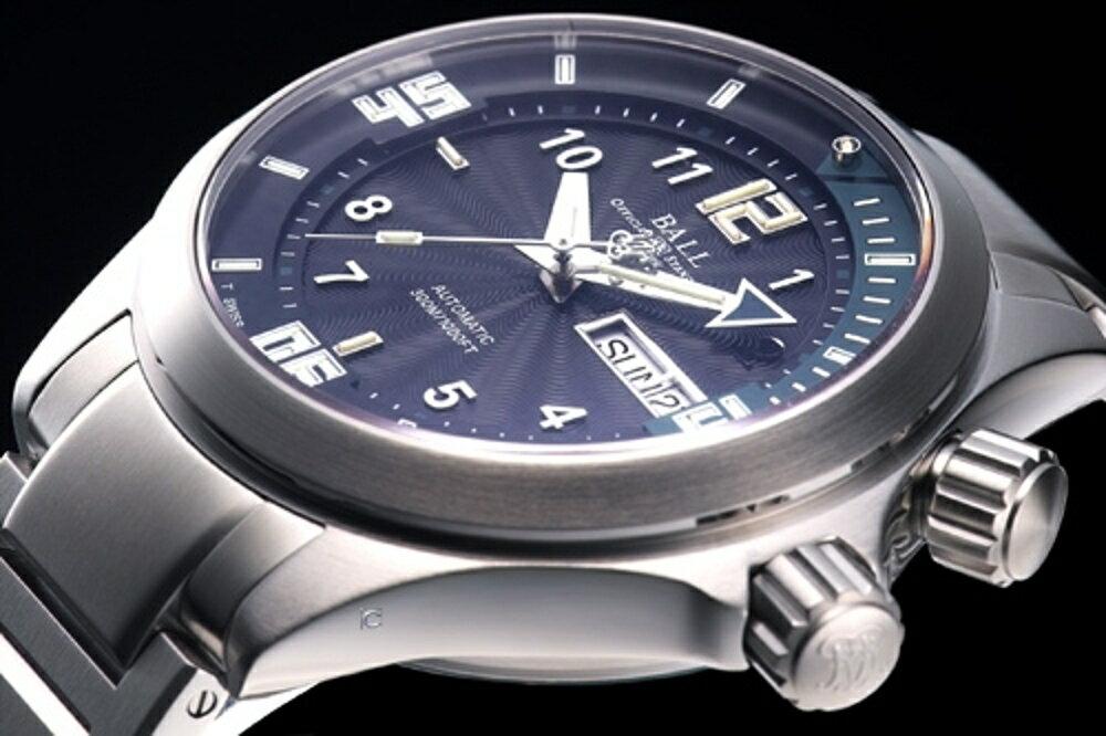 BALL 波爾錶  Engineer Hydrocarbon 系列機械腕錶 DM2020A-SA-BKGR