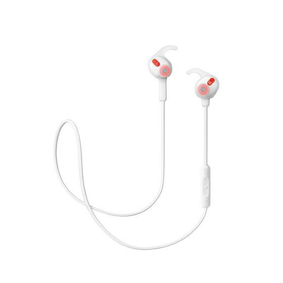 《育誠科技》『 Jabra ROX Wireless 白色 』藍芽牙耳機/藍牙NFC/Dolby音效/另售sport backbeat go2