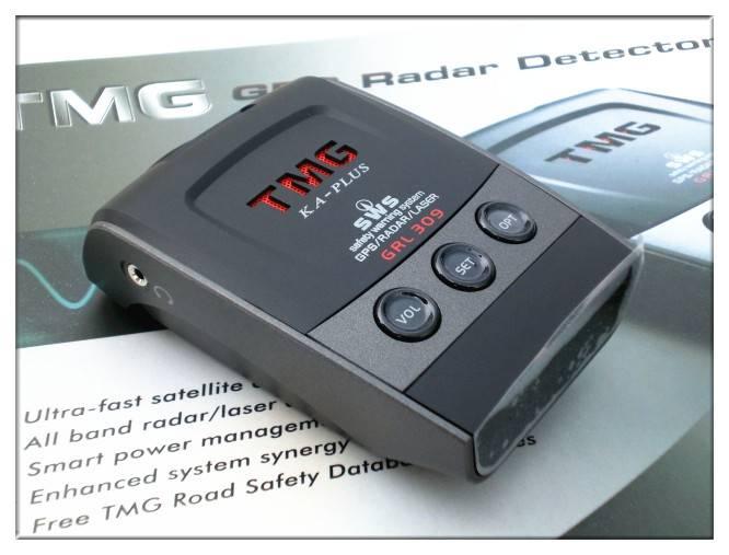 《育誠科技》【KA-PLUS版本】『TMG 超級GRL 309』GPS全頻雷達測速器