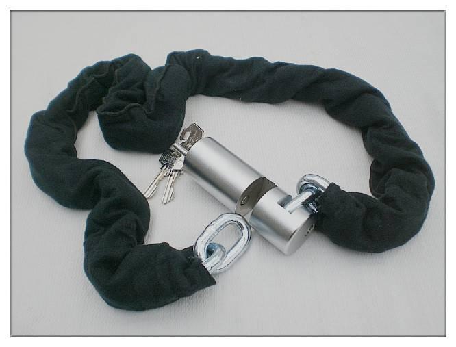 《育誠科技》『東興鋼鏈鎖(重車用)』(13mm粗120cm長)最粗最勇機車大鎖/另有鋼甲武士鍊條鎖