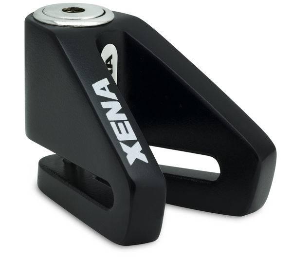 《育誠科技》『XENAX1黑色』碟煞鎖送收納袋5mm鎖心一般車通用款另售鋼甲武士機車大鎖