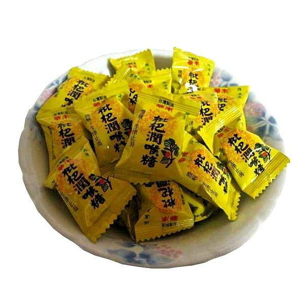 【正億蔘藥行 】華南 羅漢果枇杷潤喉糖 600g/包