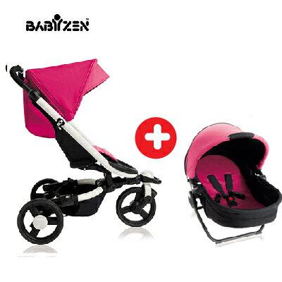 法國【BABYZEN】ZEN 0+ 手推車 (含睡箱) 0