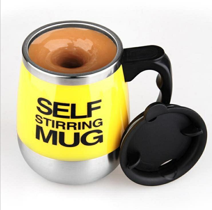 攪拌杯 可充電款全自動攪拌咖啡杯懶人創意電動奶昔杯個性水杯蛋白粉家用 夏沐
