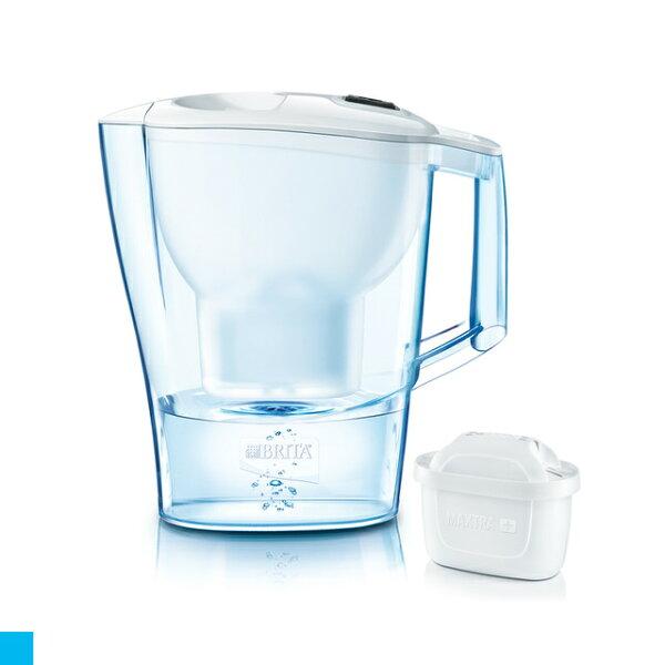 【德國BRITA】3.5公升Aluna愛奴娜濾水壺(內含MAXTRAPlus濾芯1入)公司貨【淨妍美肌】