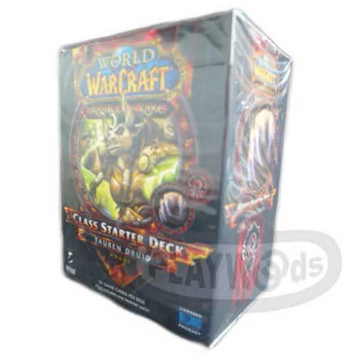 【Playwoods】[WOW魔獸卡/魔獸世界] 2013年經典起始套牌:英文版 部落牛頭人德魯伊預組套牌orde Tauren Druid Deck (World of Warcraft/集換式紙牌遊戲/暴風雪/Blizzard/哈謬爾‧符文圖騰/塞納理奧議會/伊露恩/血蹄/德拉諾之霸)