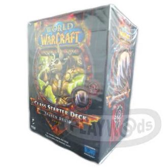 【Playwoods】[WOW魔獸卡/魔獸世界] 2013年經典起始套牌:英文版 部落牛頭人德魯伊預組套牌orde Tauren Druid Deck (World of Warcraft/集換式紙牌..