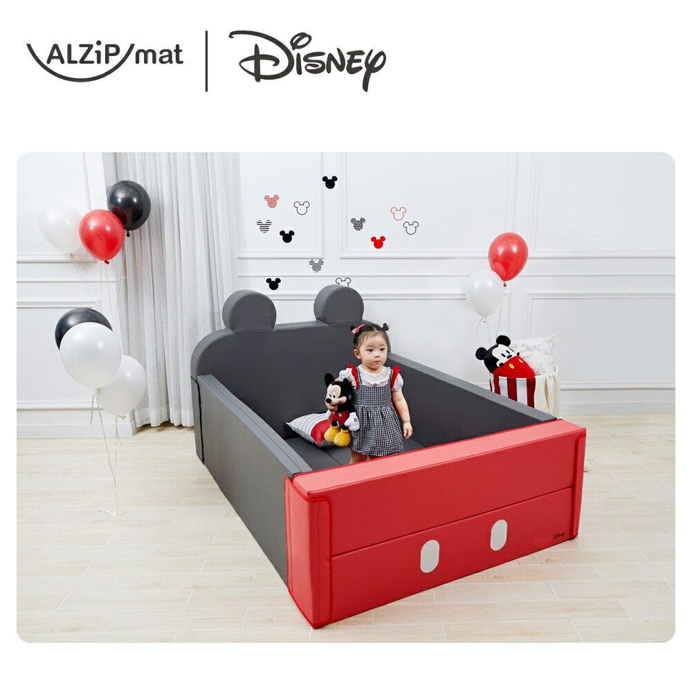 ALZiPmat & DISNEY 迪士尼 輕傢俬系列 多功能圍欄地墊 / 沙發床-多款可選(米奇 / 維尼 / 小豬) 2
