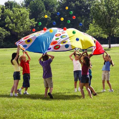 【奇買親子購物網】美國ALEX超級接球降落傘