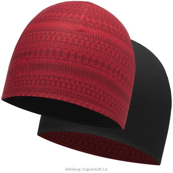 【【蘋果戶外】】BF113681西班牙BUFF波圖紅紋抗UV快乾雙面遮陽帽透氣吸汗速乾