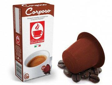 與Nespresso膠囊咖啡機相容- CORPOSO BONINI膠囊咖啡