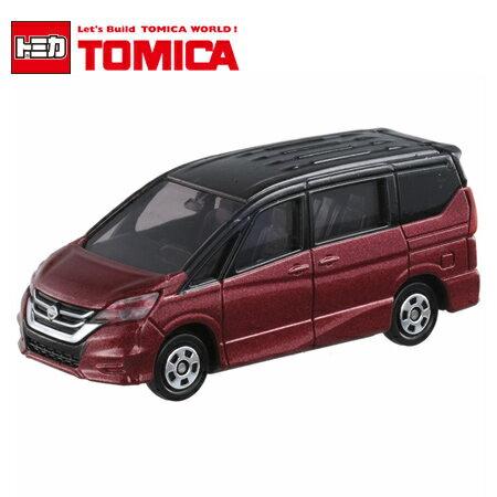 日貨 TOMICA No.94 NISSAN SERENA 真車系列 汽車模型 多美小汽車