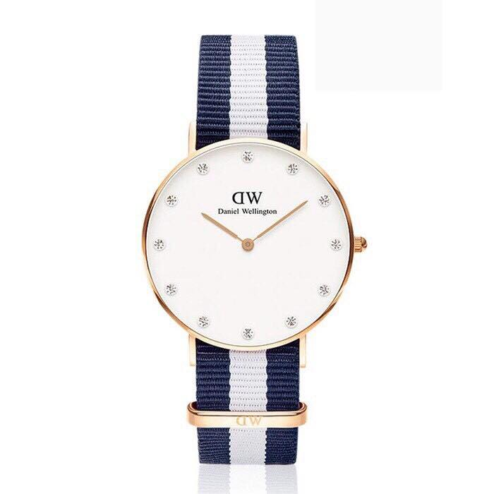 【Daniel Wellington】DW手錶CLASSY GLASGOW 34MM(免費贈送另一組表帶) 1