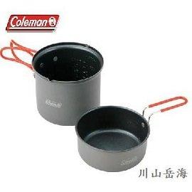 [ Coleman ] Packway單鍋組 附收納袋 / 好洗 不沾鍋 陽極硬化 / 公司貨 CM-2957J