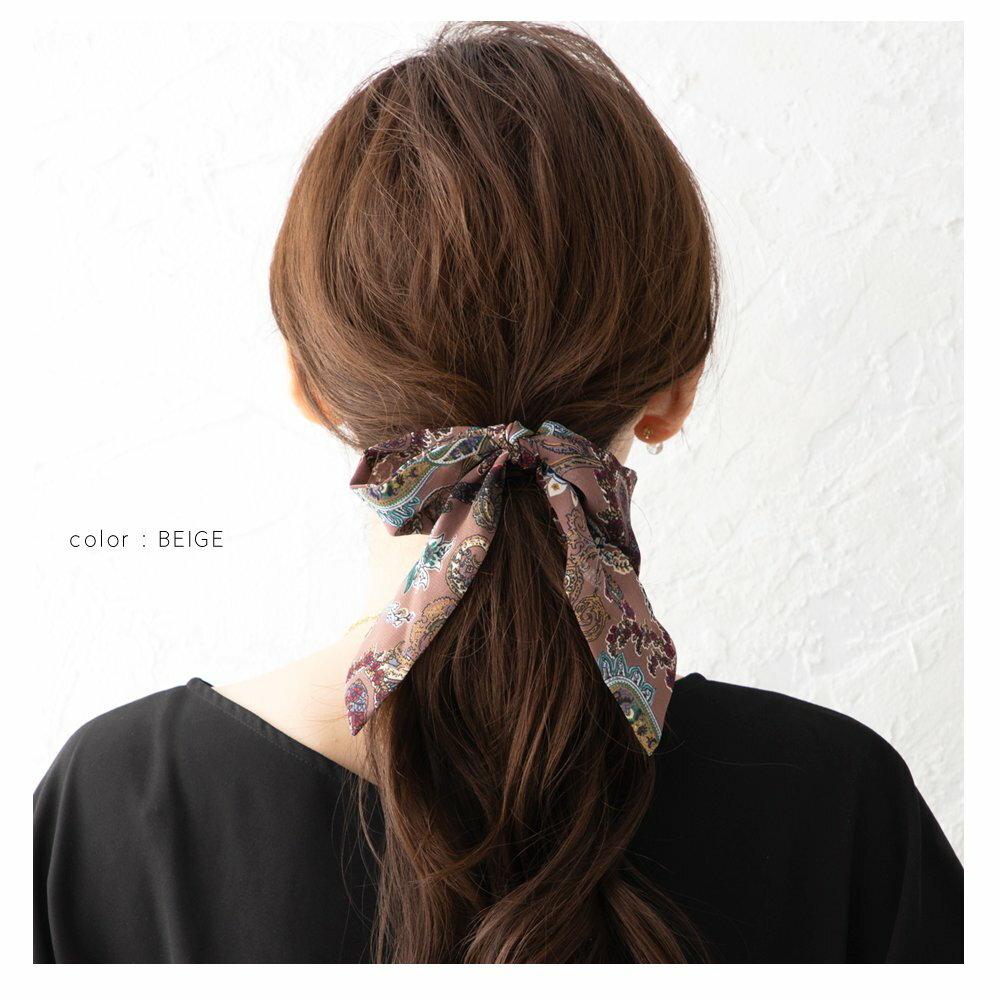 日本Cream Dot  /  優雅蝴蝶結髮束  /  k00454  /  日本必買 日本樂天代購  /  件件含運 4