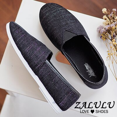 ZALULU愛鞋館 MN1002 現貨絕搭自信。色彩套腳平底休閒包鞋-多色-36-40 3
