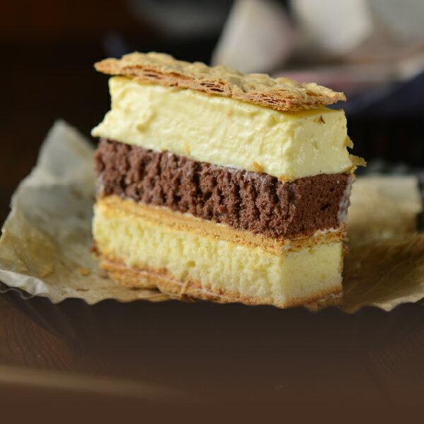 【拿破崙先生】拿破崙蛋糕_爆餡布蕾任選二入