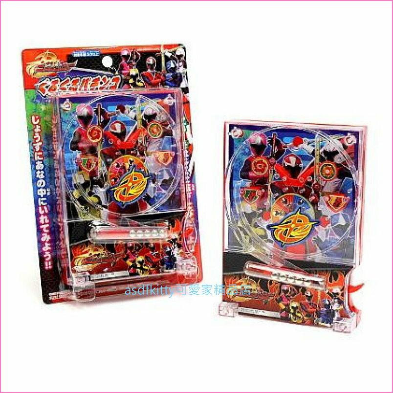 asdfkitty可愛家☆手裏劍戰隊忍忍者 彈珠台玩具-日本版正版商品