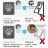 寵物紗窗門 小款 優質尼龍網 防抓咬磁鐵定位 多功能寵物門 活動紗門 貓門狗門 貓洞狗洞【BE0209】《約翰家庭百貨 5