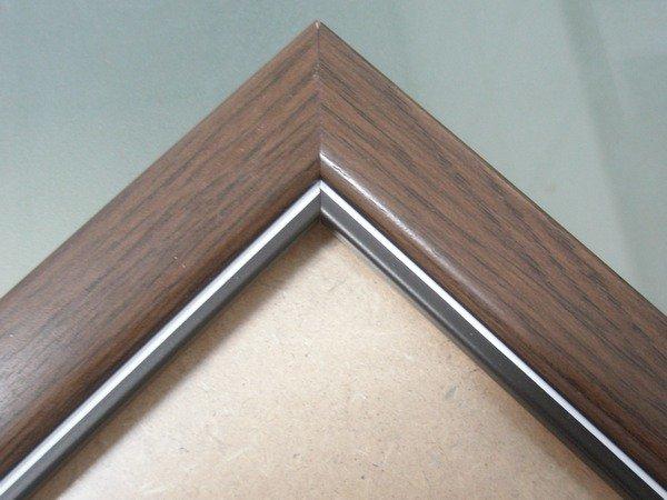 B4證書框 相框 B4獎狀框 畫框36.4cm x 25.7cm(高級原木條)/一個入{促250}