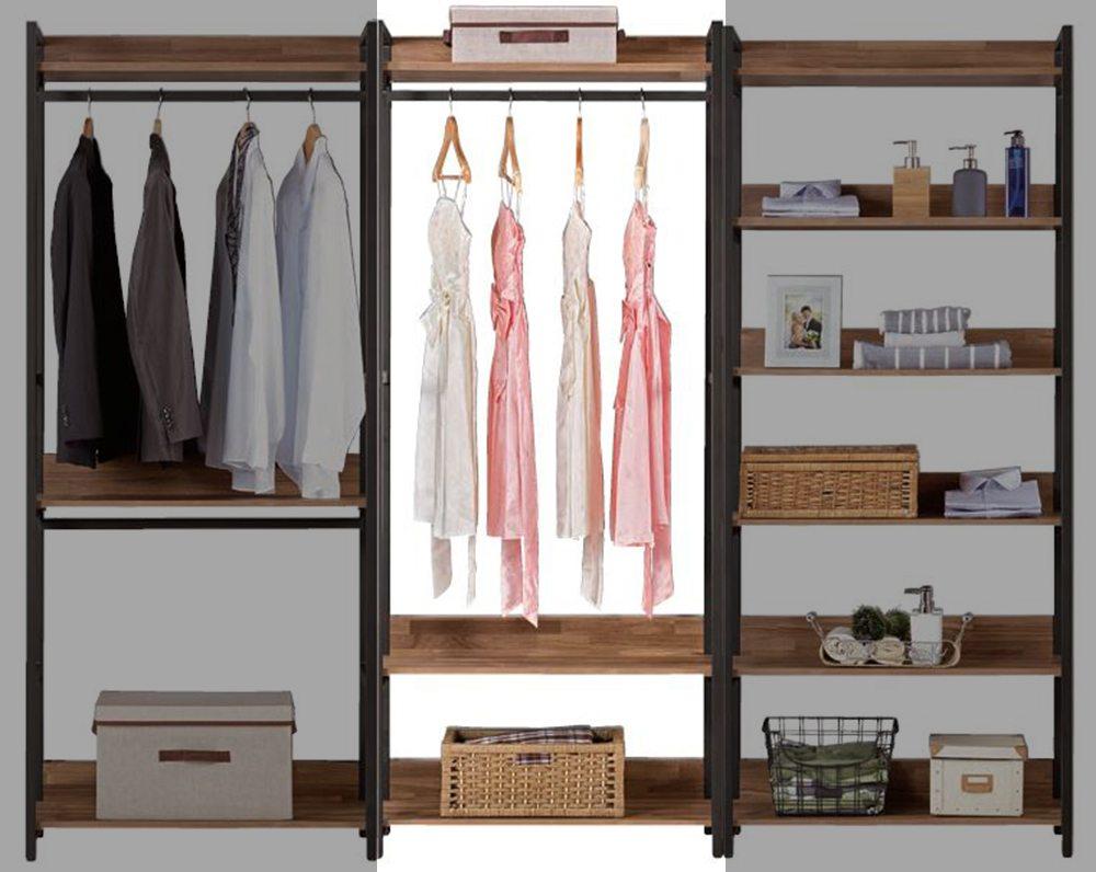 【尚品傢俱】CM-619-2 漢諾瓦2.6尺單吊衣櫥