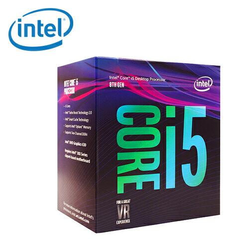 Intel第八代Corei5-8400六核心處理器【三井3C】