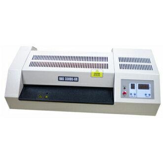 BAS 330DS-6R 六滾輪 A3護貝機 /電熱滾輪/LED溫度/速度可調/6支滾輪