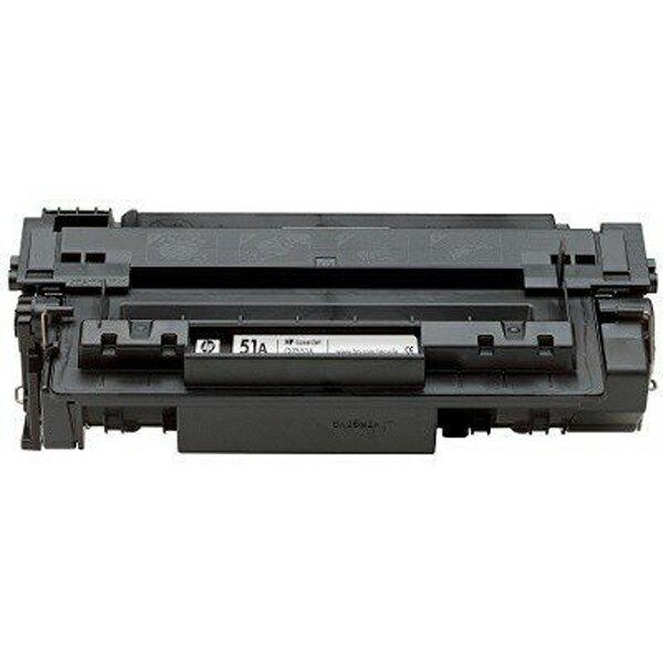 HP Q7551A 環保相容性碳粉匣 ~ 匣非回收匣