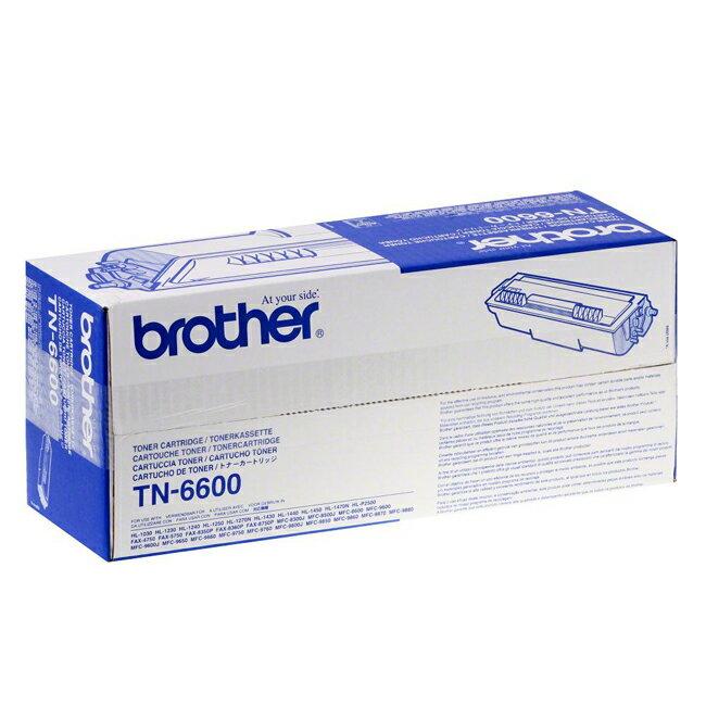 brother TN~6600 雷射高容量碳粉匣