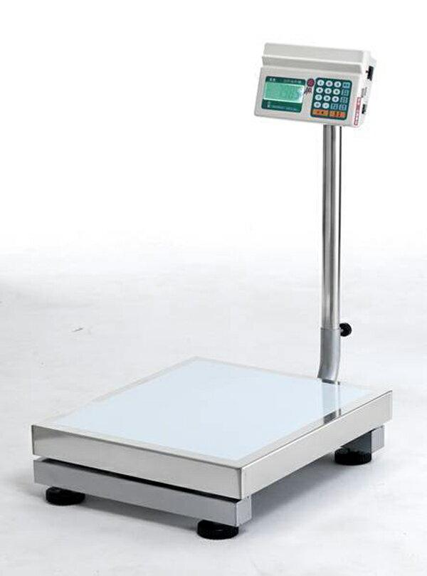 【免運】GSW/GDC 落地式電子(計重/計數)台秤S型 200kg - 電子秤