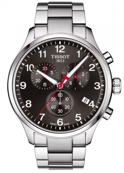 TISSOT天梭表 T1166171105702 2018亞運紀念款石英計時腕錶 / 黑面 45mm - 限時優惠好康折扣