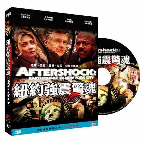 紐約強震驚魂DVD